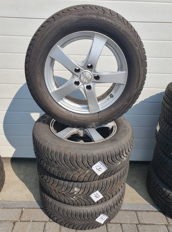 Set 137 Opel, Chevrolet 16x