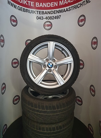 17 inch winter set BMW 3 serie BMW 17x